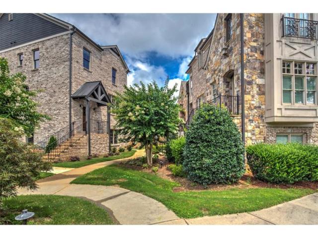 2880 Stonehall Court #5, Atlanta, GA 30339 (MLS #5876266) :: North Atlanta Home Team