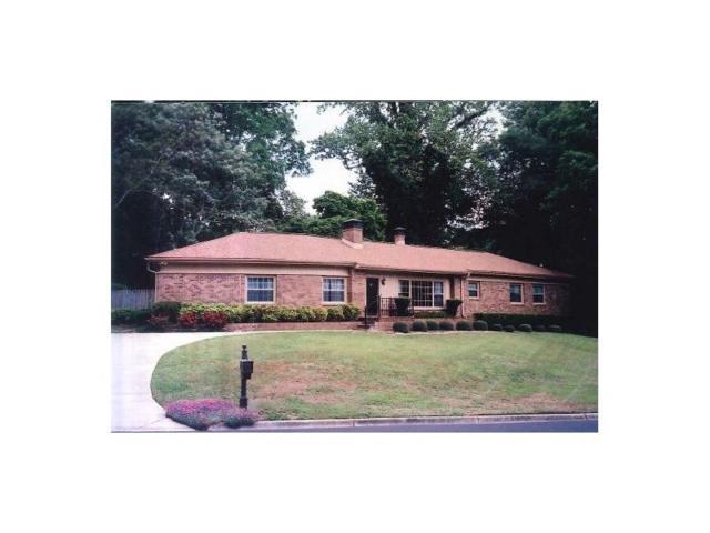 1094 Glenwood Drive, Gainesville, GA 30501 (MLS #5876834) :: The Bolt Group