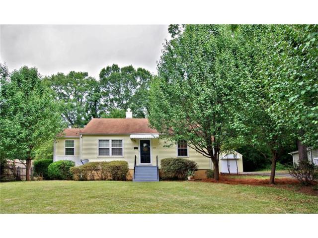 1879 Lyle Avenue, College Park, GA 30337 (MLS #5877191) :: North Atlanta Home Team
