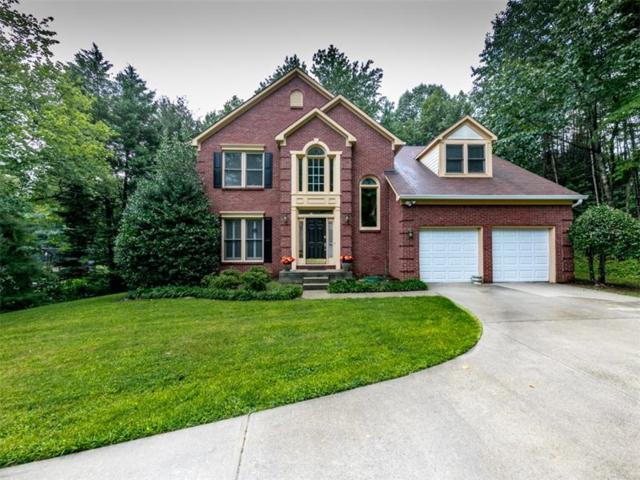 4154 Glenlake Terrace NW, Kennesaw, GA 30144 (MLS #5877670) :: North Atlanta Home Team