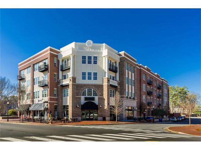 58 Canton Street #207, Alpharetta, GA 30009 (MLS #5878022) :: North Atlanta Home Team