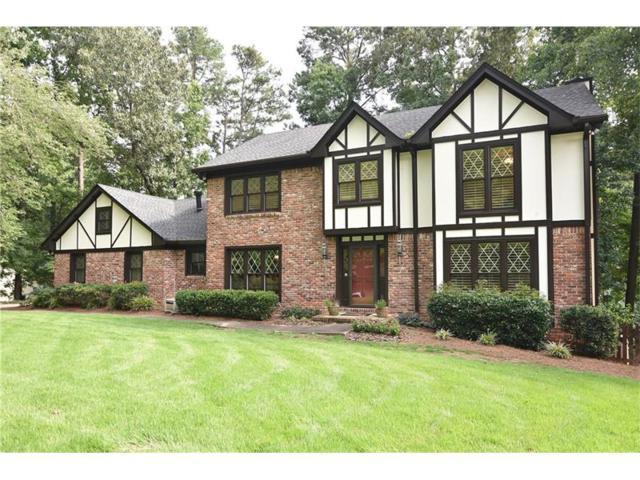 2740 Roxburgh Drive, Roswell, GA 30076 (MLS #5878757) :: North Atlanta Home Team