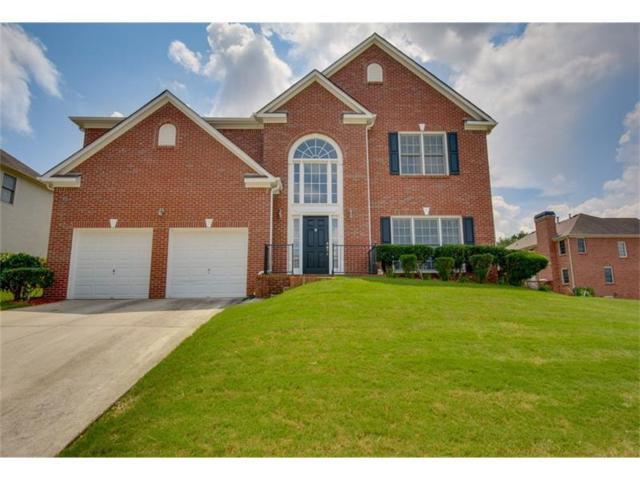 1011 Brighton Crest Circle, Stone Mountain, GA 30087 (MLS #5878887) :: North Atlanta Home Team