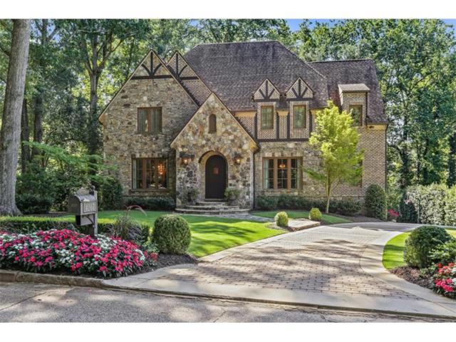 4207 Glengary Drive, Atlanta, GA 30342 (MLS #5878891) :: The Hinsons - Mike Hinson & Harriet Hinson