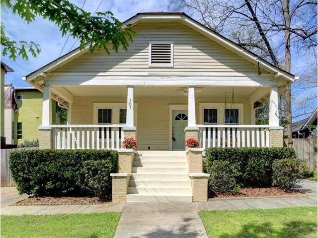 187 Howard Street SE, Atlanta, GA 30317 (MLS #5878945) :: North Atlanta Home Team