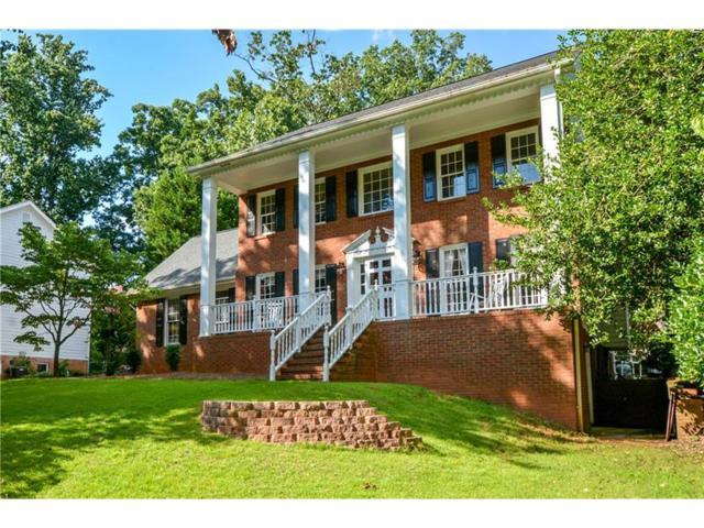 140 Harrington Lane, Lawrenceville, GA 30046 (MLS #5879059) :: North Atlanta Home Team