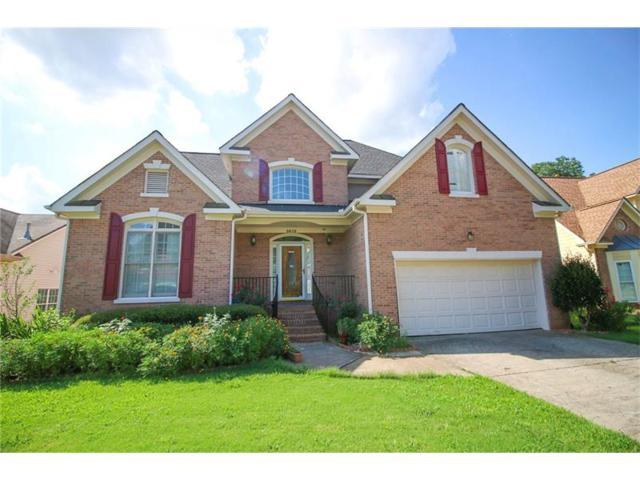 5615 Martin Grove Drive NW, Lilburn, GA 30047 (MLS #5879270) :: North Atlanta Home Team
