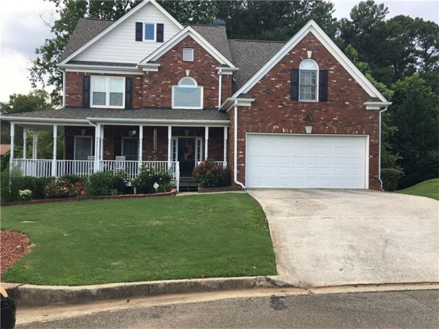 5155 Oak Plantation Walk SW, Lilburn, GA 30047 (MLS #5879648) :: North Atlanta Home Team