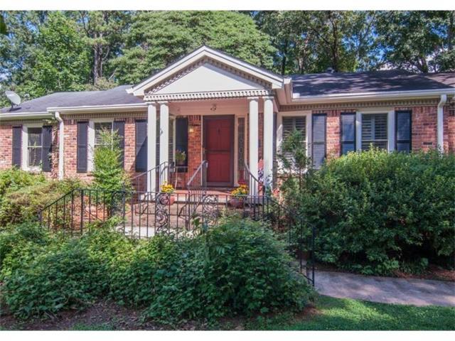 1112 Bromley Road, Avondale Estates, GA 30002 (MLS #5879873) :: North Atlanta Home Team