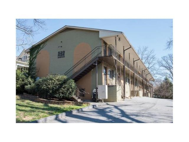 520 Park Avenue SE #3, Atlanta, GA 30312 (MLS #5880168) :: North Atlanta Home Team