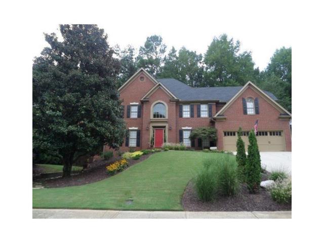 4464 Marchbolt Court NW, Peachtree Corners, GA 30092 (MLS #5880169) :: Buy Sell Live Atlanta