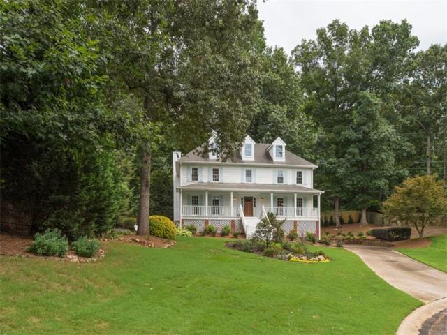 3628 Robinson Walk Drive, Marietta, GA 30068 (MLS #5880265) :: Charlie Ballard Real Estate