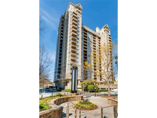 3334 Peachtree Road NE #1106, Atlanta, GA 30326 (MLS #5880427) :: Buy Sell Live Atlanta