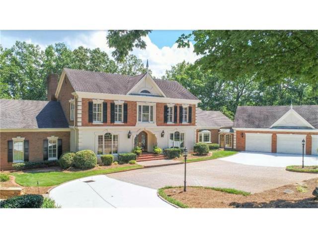 2468 Basin Drive, Gainesville, GA 30506 (MLS #5880959) :: Todd Lemoine Team