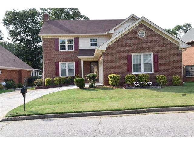 1237 Hunters Drive, Stone Mountain, GA 30083 (MLS #5881053) :: North Atlanta Home Team