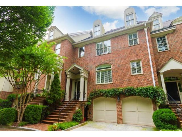 78 Lindbergh Drive NE #90, Atlanta, GA 30305 (MLS #5881144) :: Buy Sell Live Atlanta