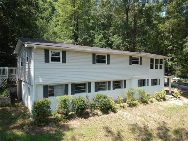 2510 Lakeshore Drive NE, Conyers, GA 30012 (MLS #5881238) :: Carr Real Estate Experts