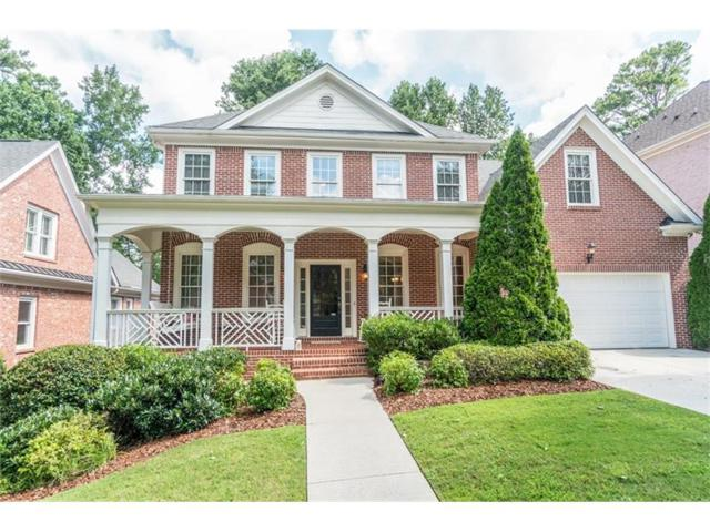 5743 Park Central Avenue, Peachtree Corners, GA 30092 (MLS #5881299) :: Buy Sell Live Atlanta