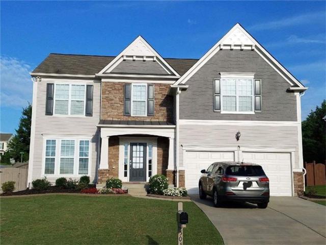 505 Cricklewood Drive, Suwanee, GA 30024 (MLS #5881328) :: RE/MAX Paramount Properties