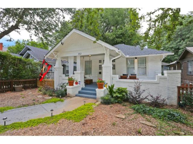 352 A 5th Street NE, Atlanta, GA 30308 (MLS #5881366) :: The Hinsons - Mike Hinson & Harriet Hinson