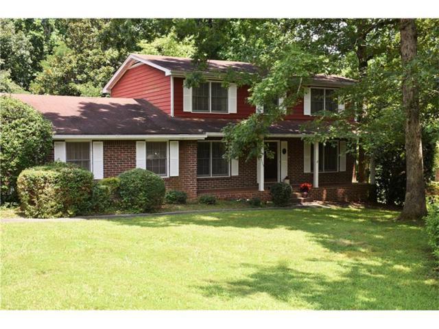 5115 Tilly Mill Road, Dunwoody, GA 30338 (MLS #5881373) :: Buy Sell Live Atlanta