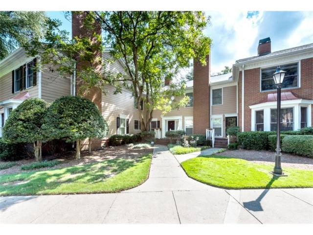 7500 Roswell Road #114, Sandy Springs, GA 30350 (MLS #5881395) :: North Atlanta Home Team