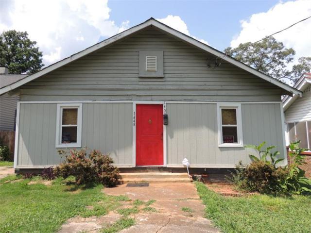 1448 Hosea Williams Drive NE, Atlanta, GA 30317 (MLS #5881486) :: The Zac Team @ RE/MAX Metro Atlanta