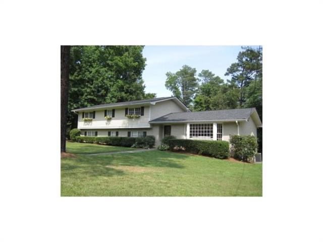 5720 Mill Trace Drive, Dunwoody, GA 30338 (MLS #5881559) :: Buy Sell Live Atlanta