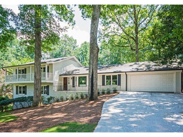 7195 Dunhill Terrace, Sandy Springs, GA 30328 (MLS #5881697) :: Buy Sell Live Atlanta
