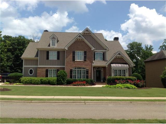 736 Midway Avenue, Canton, GA 30114 (MLS #5881730) :: Path & Post Real Estate