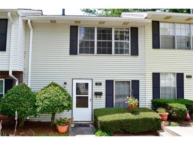 327 Cabaret Court SW #327, Marietta, GA 30064 (MLS #5882159) :: Buy Sell Live Atlanta