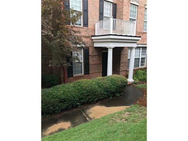 4855 Ivy Ridge Drive SE #101, Smyrna, GA 30080 (MLS #5882200) :: Charlie Ballard Real Estate