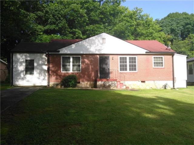 1945 Meadow Lane, Decatur, GA 30032 (MLS #5882205) :: North Atlanta Home Team