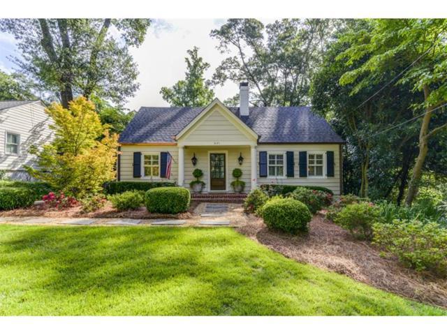 2171 Fairhaven Circle, Atlanta, GA 30305 (MLS #5882342) :: North Atlanta Home Team