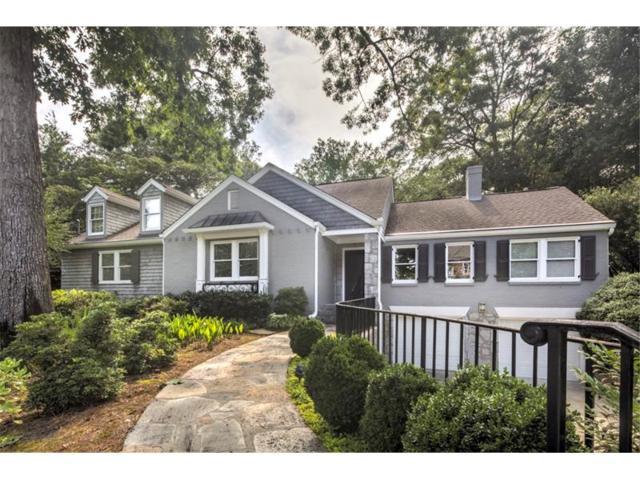 2674 Brookwood Drive NE, Atlanta, GA 30305 (MLS #5882369) :: North Atlanta Home Team