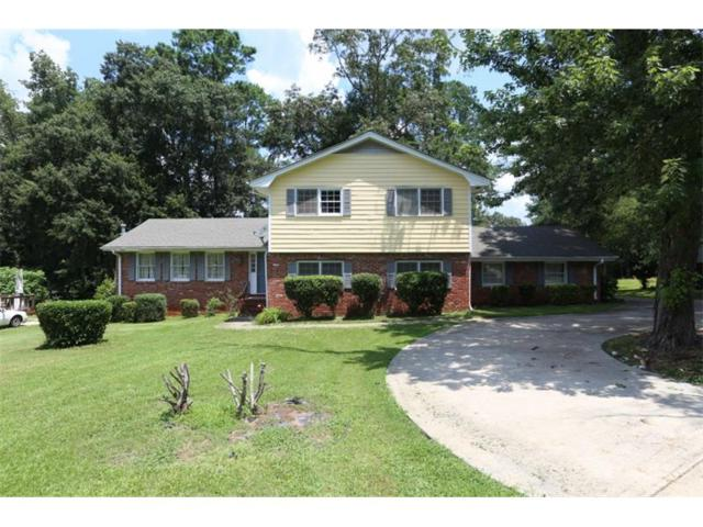 2506 Fairview Road, Conyers, GA 30013 (MLS #5882522) :: Buy Sell Live Atlanta