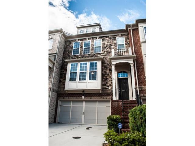 2521 Ashwicke Drive SE #17, Atlanta, GA 30339 (MLS #5882570) :: Charlie Ballard Real Estate