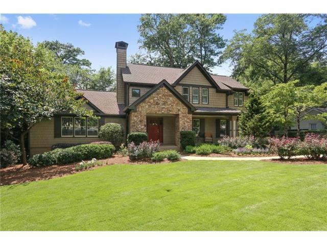 4770 NW Dudley Lane NW, Atlanta, GA 30327 (MLS #5882963) :: The Hinsons - Mike Hinson & Harriet Hinson