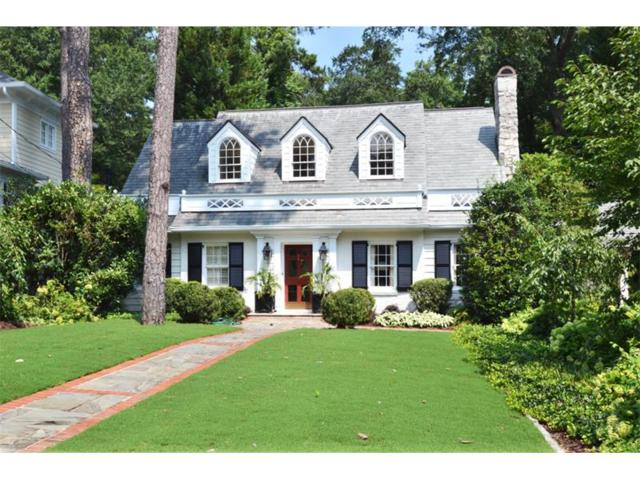 714 E Paces Ferry Road, Atlanta, GA 30305 (MLS #5883122) :: Laura Miller Edwards Realty Group