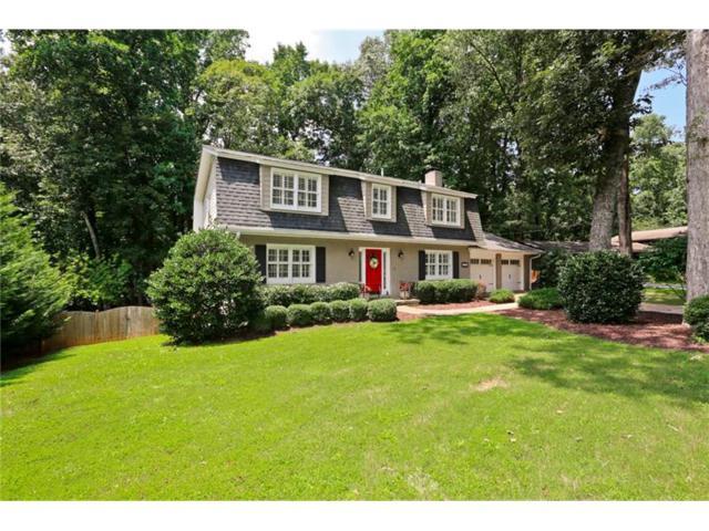 4910 Summerford Drive, Dunwoody, GA 30338 (MLS #5883360) :: North Atlanta Home Team