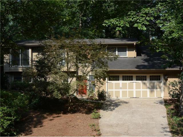5194 Deering Trail, Marietta, GA 30068 (MLS #5883448) :: Charlie Ballard Real Estate