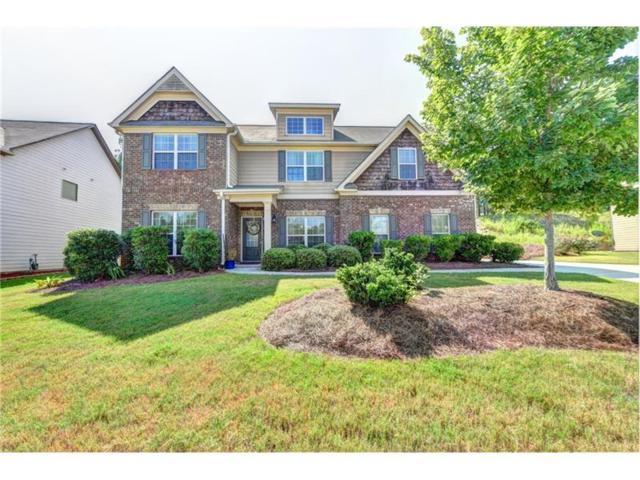 1858 Great Shoals Circle, Lawrenceville, GA 30045 (MLS #5883593) :: North Atlanta Home Team