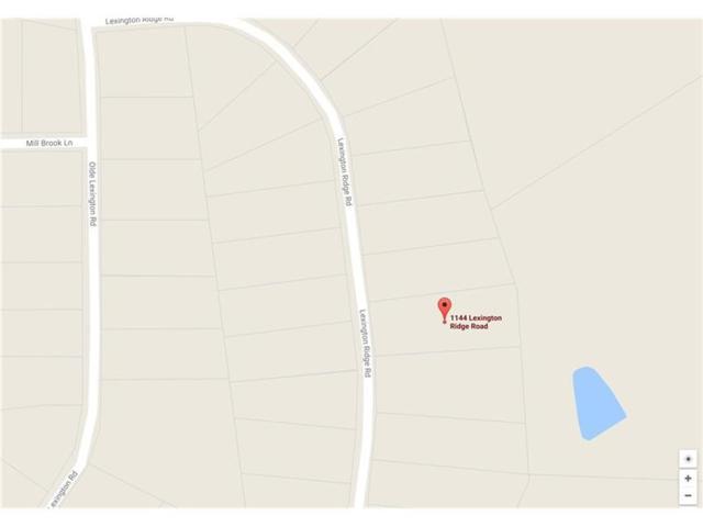 1144 Lexington Ridge Road, Hoschton, GA 30548 (MLS #5883734) :: The Zac Team @ RE/MAX Metro Atlanta