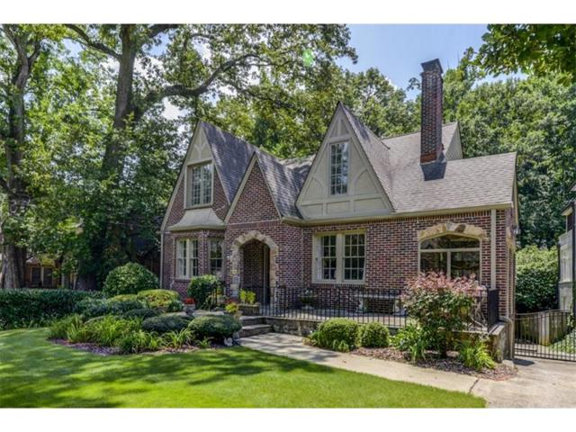 1724 North Pelham Road, Atlanta, GA 30324 (MLS #5883785) :: North Atlanta Home Team