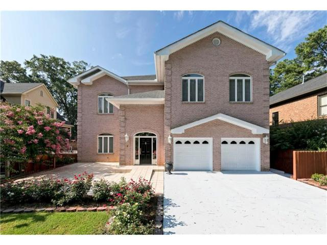 1387 Noel Drive NE, Brookhaven, GA 30319 (MLS #5883935) :: North Atlanta Home Team