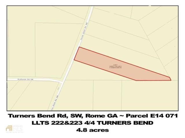 1515 Turners Bend Road, Rome, GA 30165 (MLS #5883980) :: North Atlanta Home Team