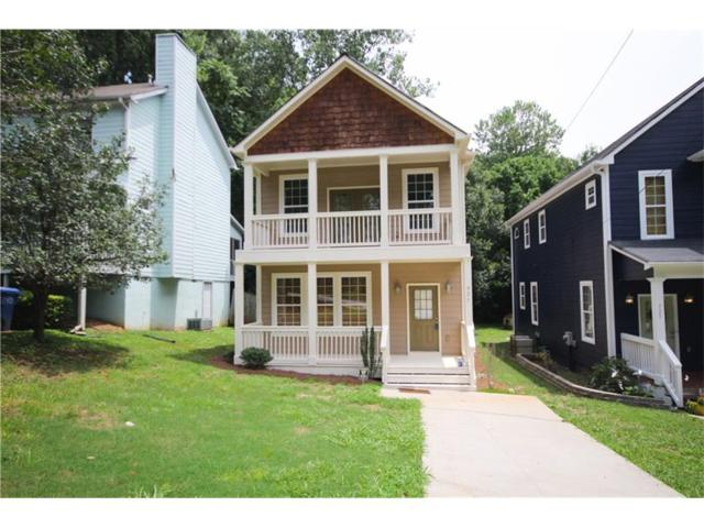 927 Tilden Street NW, Atlanta, GA 30318 (MLS #5884099) :: Charlie Ballard Real Estate