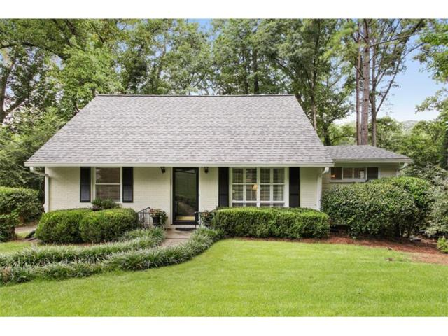 2628 Ridgemore Road NW, Atlanta, GA 30318 (MLS #5884113) :: Charlie Ballard Real Estate