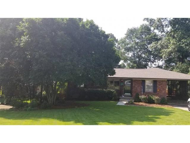 1283 Lindenwood Lane NE, Brookhaven, GA 30319 (MLS #5884267) :: Charlie Ballard Real Estate