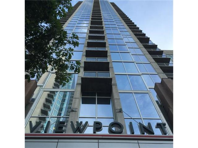 855 Peachtree Street NE #1806, Atlanta, GA 30308 (MLS #5884330) :: Charlie Ballard Real Estate